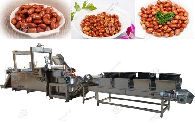 Stainless Steel Peanut Frying P