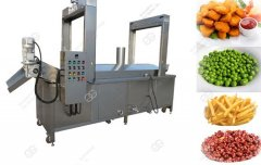 Why Frying Machine of Our Company Is Popular Among Customer